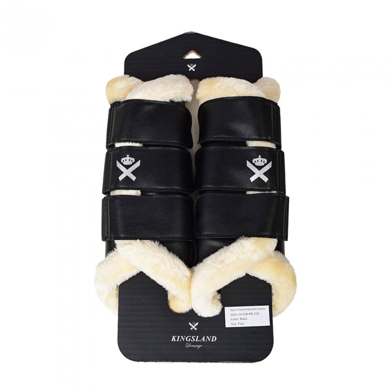Kingsland Tali procetion boots sort